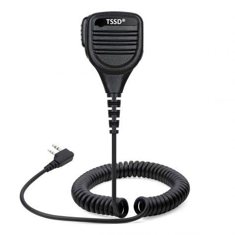 Microfono Altoparlante Impermeabile Presa 2 Pin Kenwood
